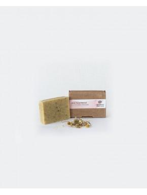 Jabón de Rosa Mosqueta Ajedrea