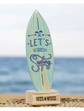 Tabla de surf para decorar