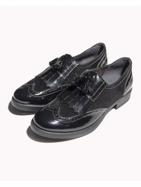 Shoes Oxford Black