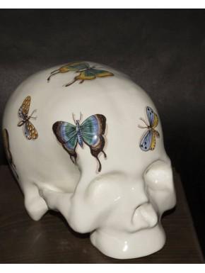 Calavera Butterfly