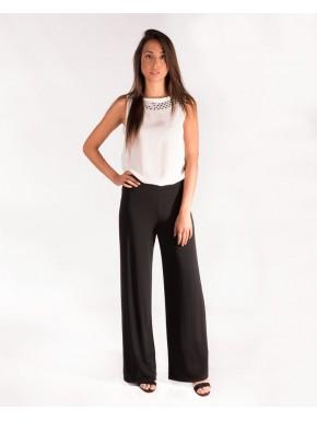 Pantalón negro en lycra